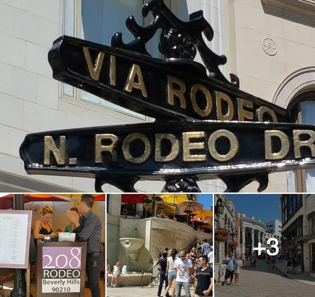 ロデオドライブ 208 Rodeo Restaurant